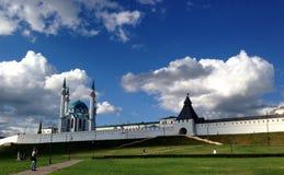 Moschee Qul Sharif Stockbilder