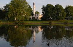 Moschee in Roermond Stockfotos