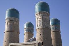Moschee in Samarkanda, Uzbekistan Stockfotos