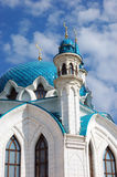 Moschee, Tatarien Lizenzfreies Stockfoto