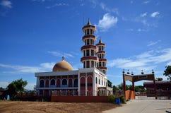 Moschee in Thailand Lizenzfreie Stockbilder