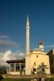 Moschee, Tirana, Albanien lizenzfreie stockfotos