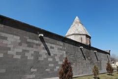 Moschee und Krankenhaus von Gevher Nesibe in Kayseri. stockbilder