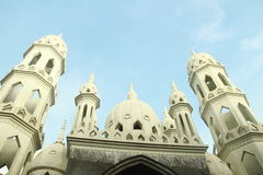 Moschee von Bangladesch stockfotos
