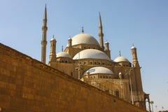 Moschee von Muhammad Ali lizenzfreie stockfotos