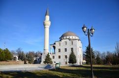 Moschee von Sultan Suleiman das ausgezeichnete, Roxelana. Stockbilder