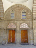 Moscheeeingang Lizenzfreie Stockfotografie