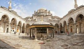 Moscheehof stockbild