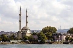 Moscheen in Istanbul (anatolische Seite) Lizenzfreie Stockfotos