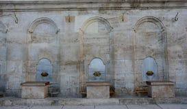 Moscheenbrunnen Stockfotos