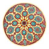 Moscheendeckenkunst Stockbild