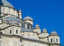Moscheenhauben lizenzfreie stockfotografie