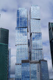 Moscou é a capital de Rússia Foto de Stock Royalty Free