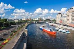 Moscou Photographie stock libre de droits