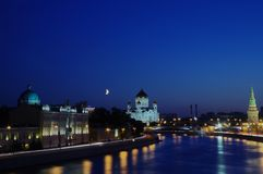 Moscou Photographie stock