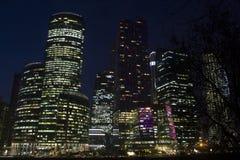 Moscou ajardina, cidade de Moscou, Moscou, Rússia Imagem de Stock