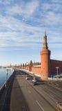 Moscou antique Kremlin, Russie photo stock