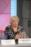 Valentina Rodionenko Photo libre de droits