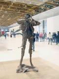 5a Moscou Bienal da arte contemporânea Imagem de Stock Royalty Free