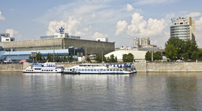 Moscou, centre d'exposition Photographie stock