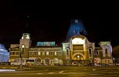 Moscou, gare de Yaroslavskiy Photographie stock