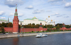 Moscou Kremlin Photo stock