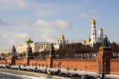 Moscou Kremlin Photos libres de droits