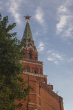 Moscou Kremlin Photographie stock libre de droits