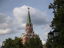 Moscou Kremlin Photo libre de droits