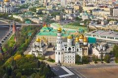 Moscou Kremlin - la Russie image stock