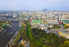 Moscou Kremlin - la Russie Image libre de droits