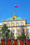 Moscou Kremlin Le grand palais de Kremlin Image libre de droits