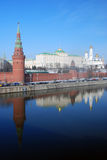 Moscou Kremlin Photo couleur Images libres de droits
