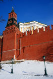 Moscou Kremlin Photo couleur Photos stock