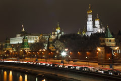 Moscou Kremlin, Russie. Photos stock