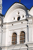 Moscou Kremlin Site de patrimoine mondial de l'UNESCO Photos stock