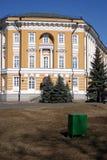 Moscou Kremlin Site de patrimoine mondial de l'UNESCO Image libre de droits
