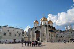 Moscou Kremlin Site de patrimoine mondial de l'UNESCO Photo libre de droits