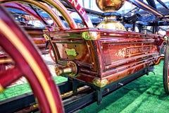 MOSCOU - 9 MARS 2018 : Chariot L du feu Button et Company 1868 à Photographie stock