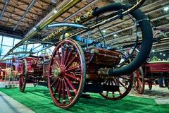 MOSCOU - 9 MARS 2018 : Chariot L du feu Button et Company 1868 à Photos libres de droits