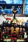 MOSCOU - 9 MARS 2018 : Chariot L du feu Button et Company 1868 à Photos stock