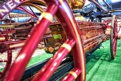 MOSCOU - 9 MARS 2018 : Chariot L du feu Button et Company 1868 à image libre de droits