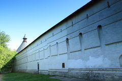 Moscou, monastère Photo libre de droits
