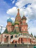 Moscou ne dorment jamais Photos libres de droits