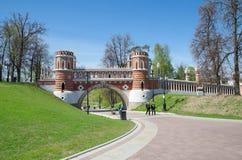 Moscou, Rússia - 7 de maio de 2015: A Museu-propriedade Imagens de Stock