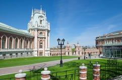 Moscou, Rússia - 7 de maio de 2015: A Museu-reserva fotografia de stock