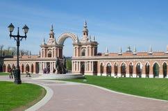 Moscou, Rússia - 7 de maio de 2015: A Museu-reserva Imagens de Stock Royalty Free