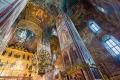 Moscou, Rússia 28 de março de 2015 Um ortodox do russo Imagens de Stock