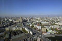 Moscou, Rússia, distrito central Imagem de Stock