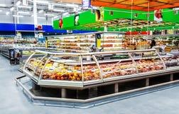 Moscou, Rússia - MERCADO 29: Shopping Lenta no MERCADO 29, 201 Fotos de Stock